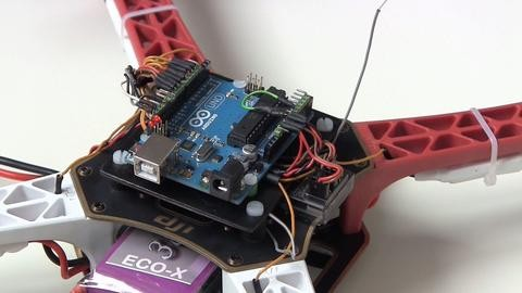 Create an Arduino Powered Quadcopter