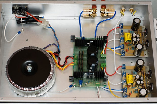 Build this 50W DIY Hi-Fi Audio Amplifier with Protection Circuitry