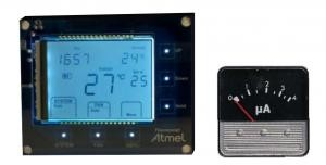 Low Power Design Consideration in Thermostat with SAM4L