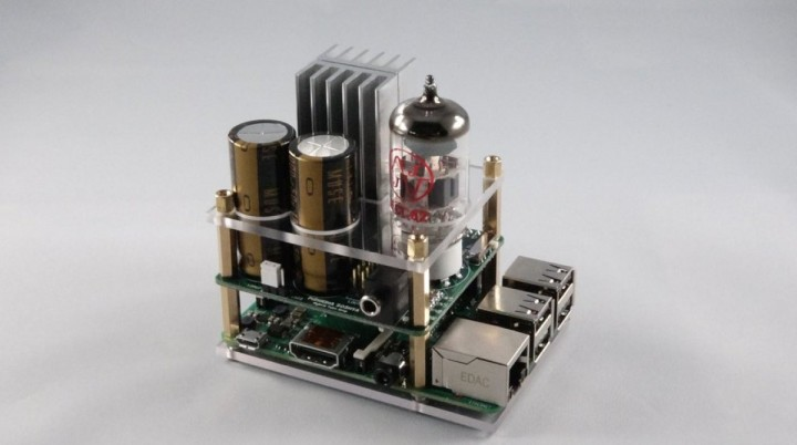 Warm Tube Tone Is Just What the Raspberry Pi Has Always Been Missing