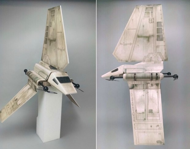 Imperial Shuttle Drone, Darth Vader is among us! 3