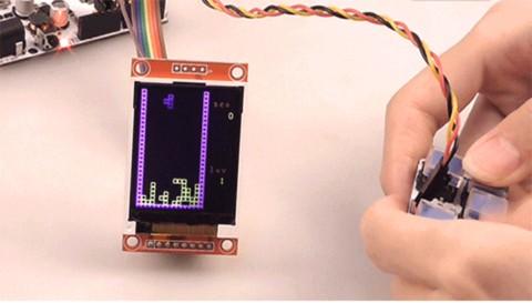 Create an Arduino Tetris Remake