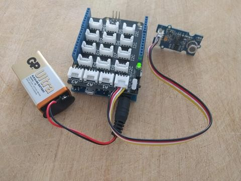 Arduino Air Quality Monitor