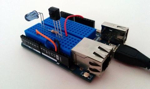 Build a Universal Remote with Arduino
