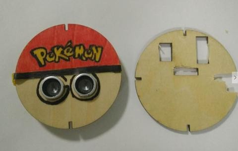 Pokemon Go Arduino Safety Badge