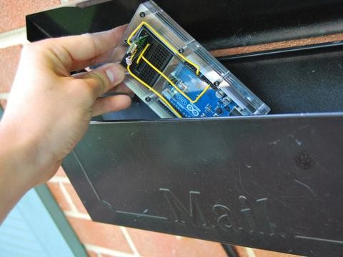 Arduino Smart Letterbox