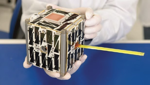 NASA CubeSats Incorporate Raspberry Pi as Learning Tool