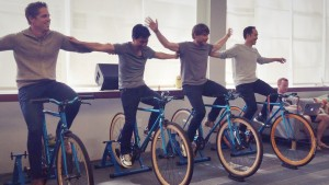 Spinphony turns cycling into music
