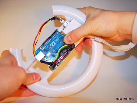 Interfacing Between the Wii MotionPlus and Arduino