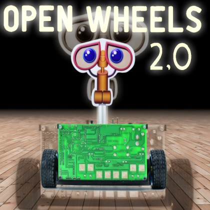 Open Wheels 2: an all-in-one board to control any of your robotic Projects