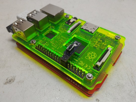 Homebrew Raspberry pi shutdown button