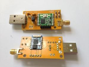 ESP8622/RFM69 wifi gateway