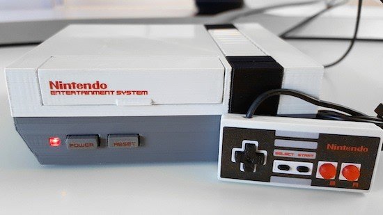 Honey, I shrunk the NES… with Raspberry Pi and Arduino!