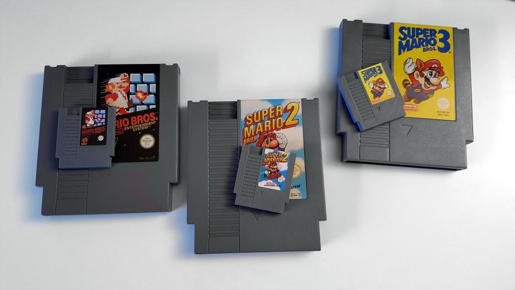 Honey, I shrunk the NES… with Raspberry Pi and Arduino! 5