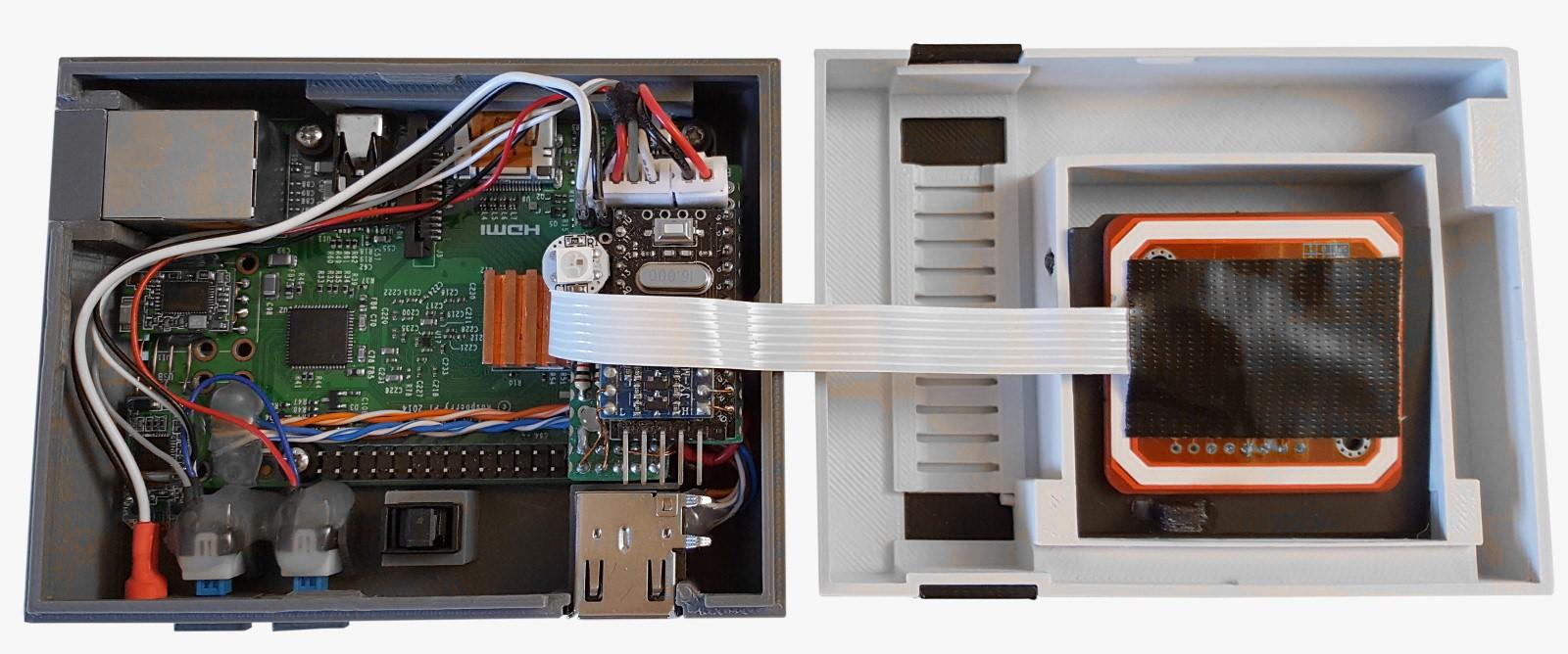 Honey, I shrunk the NES… with Raspberry Pi and Arduino! 4