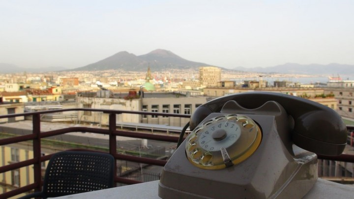 Hacking a rotary phone with an Arduino and a GSM shield