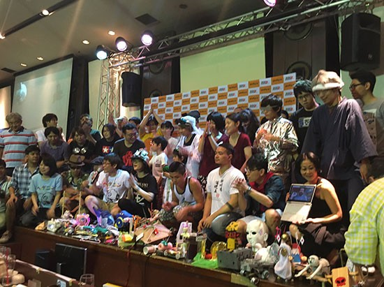 HeboconTokyo_2016_Participants