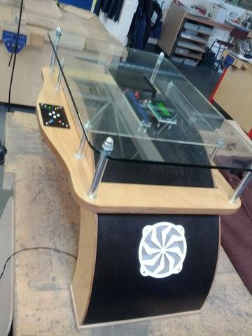 Build Your Own Interactive Coffee Table