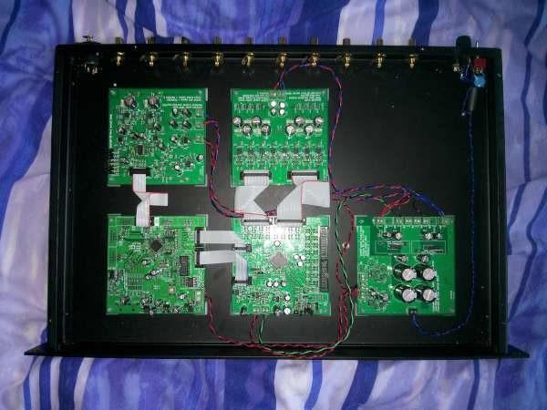 Open hardware DSP platform