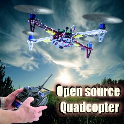 Let's Build an open source Quadcopter – Part2