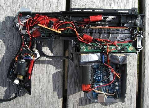 Arduino Powered Laser Tag