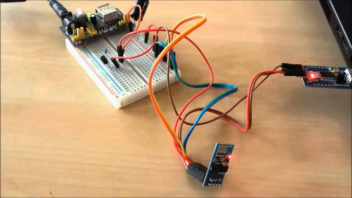 Make Your Own Temperature Sensor and Email Alarm
