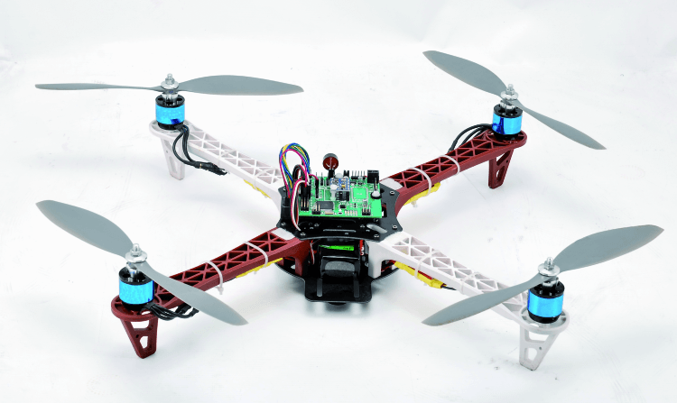Let's Build an Open Source Quadcopter – Part 2