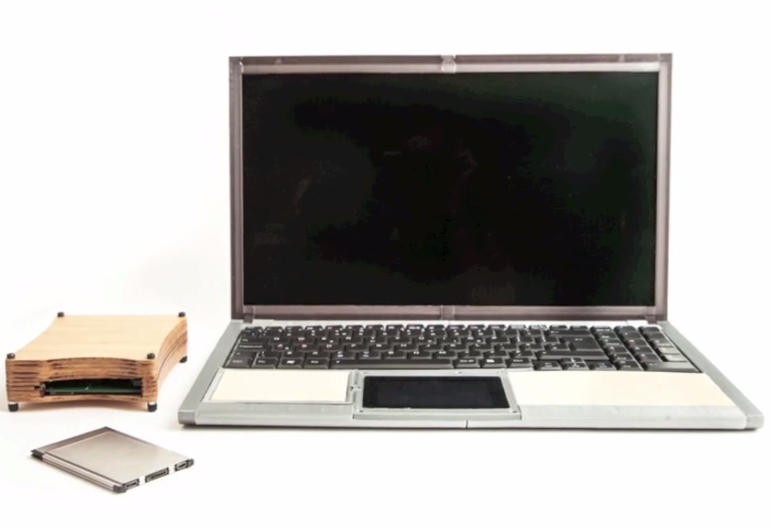 An open source PC that can be a laptop, desktop or even tablet