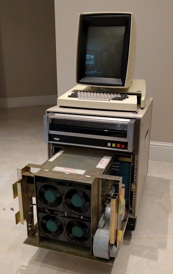 Restoring Y Combinator's Xerox Alto, day 1: Power supplies and disk interface