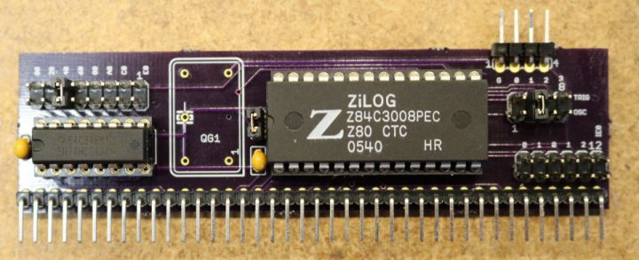 Z80 Retrocomputing 9 – CTC and dual serial ports for RC2014