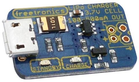 USB LiPo