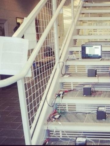 Make Your Own Musical Stairs