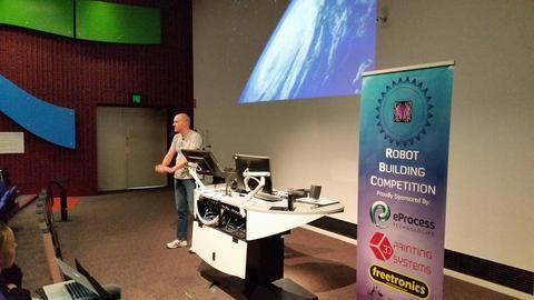 Jon Oxer presentation
