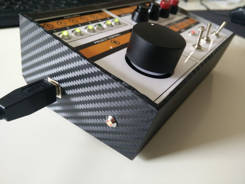 The Maven Box is an Arduino controller for software developers 3