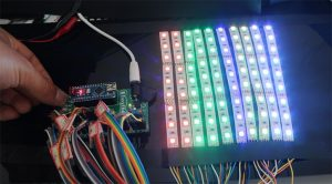 Stunning RGB light effects using Arduino Nano