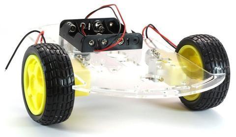 Monash University Robot Building Competition Video!