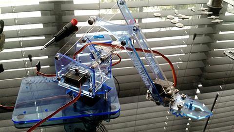 Build an Arduino Robotic Arm