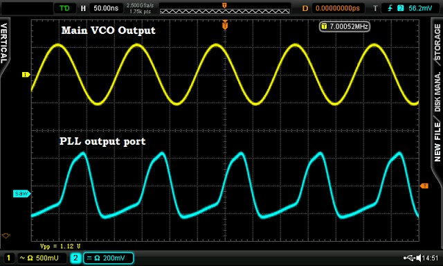 VXO — based PLL Frequency Synthesizer for 7 MHz 42