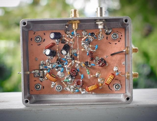 VXO — based PLL Frequency Synthesizer for 7 MHz 38