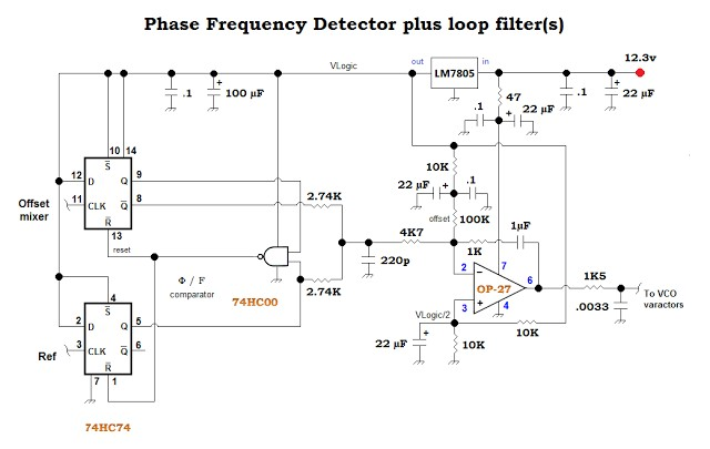 VXO — based PLL Frequency Synthesizer for 7 MHz 43