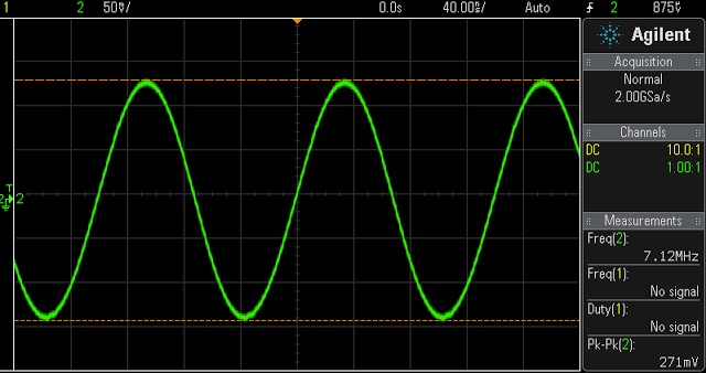 VXO — based PLL Frequency Synthesizer for 7 MHz 34
