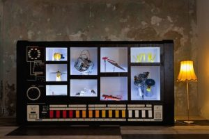 "The MR-808 is a robotic drum ""synthesizer"""