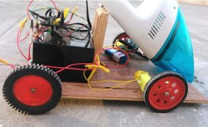 Build your own robotic vacuum from scratch