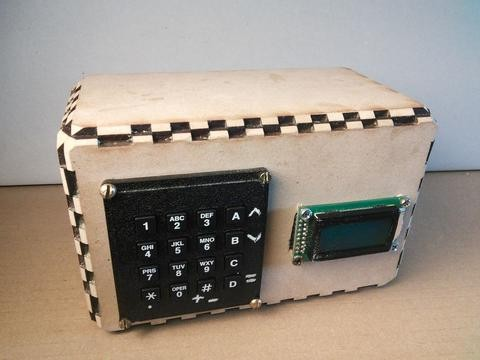 DIY Calculator