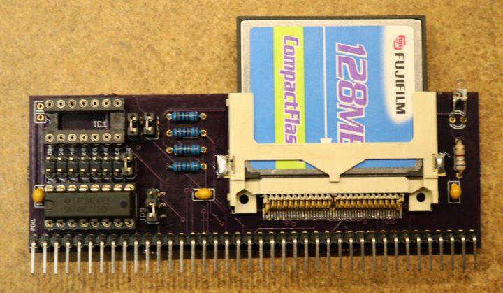 Z80 Retrocomputing 10 – RC2014 CompactFlash board