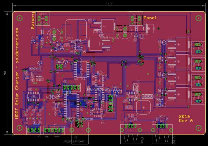 MPPT Solar Charger Design