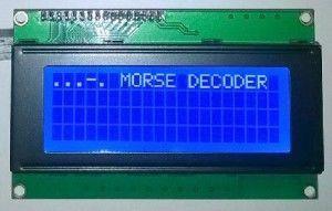 Arduino Morse Code Reader