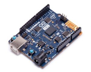 Invent Your Future with the Arduino 101