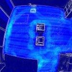 Heatmap motion analysis of autonomous robot