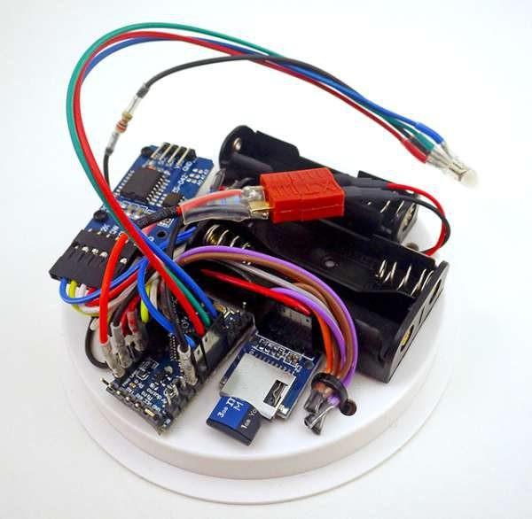 DIY Arduino ProMini data logger